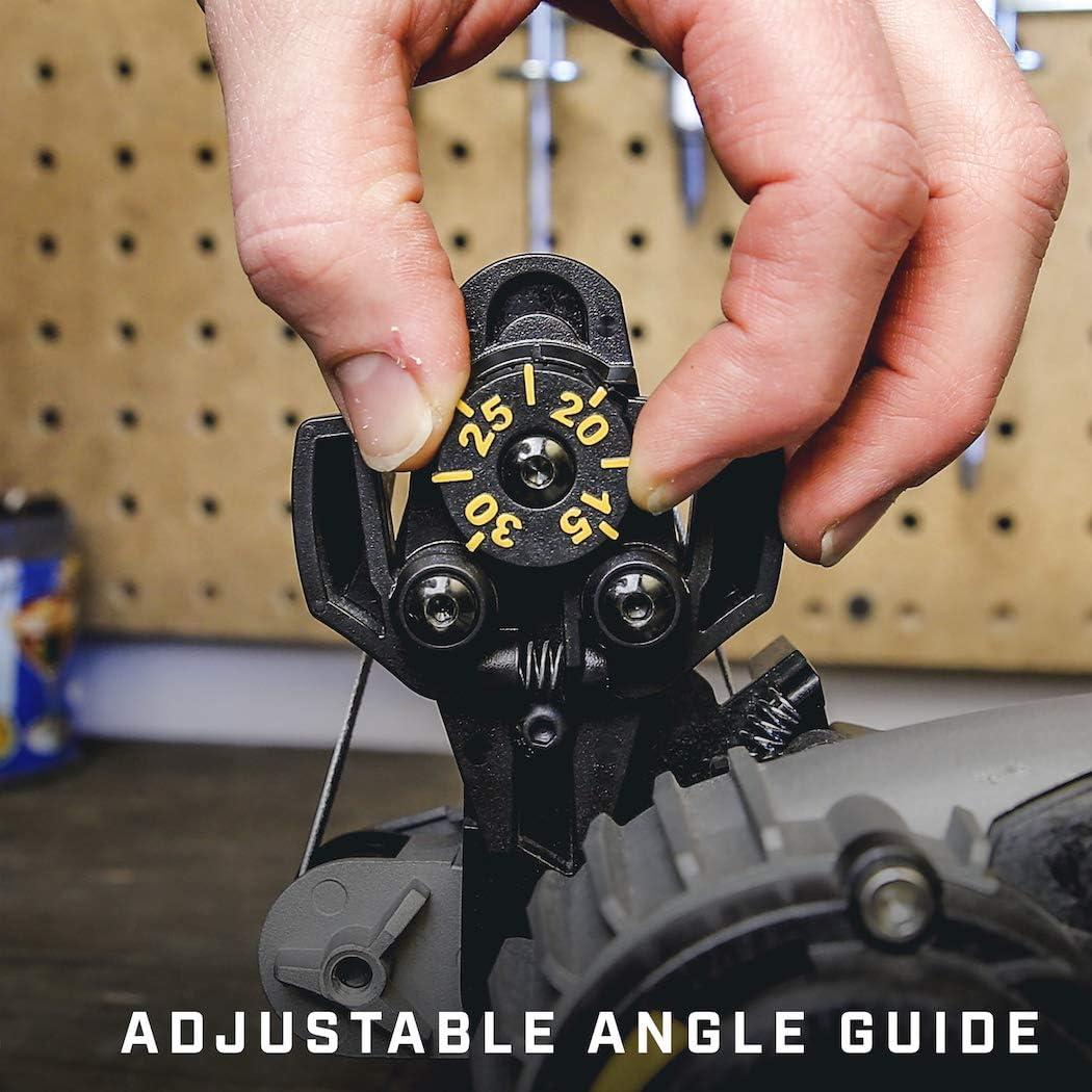 adjustable angle guide
