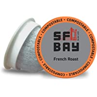San Francisco French Roast Bay Coffee 80-Count OneCup Single Serve Cups (Packaging May Vary)