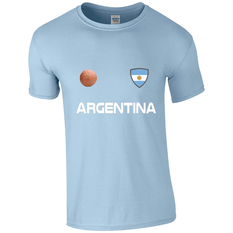 EBUK Argentina Copa del Mundo 2018 Fútbol Retro Informales ...