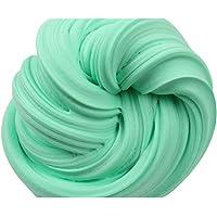 Saihui, argile visqueuse de couleur unie pour le bricolage sans borax, mousse duveteuse visqueuse parfumée pour soulager le stress, cure de décompression pour enfants, jouets, cadeau de remerciement