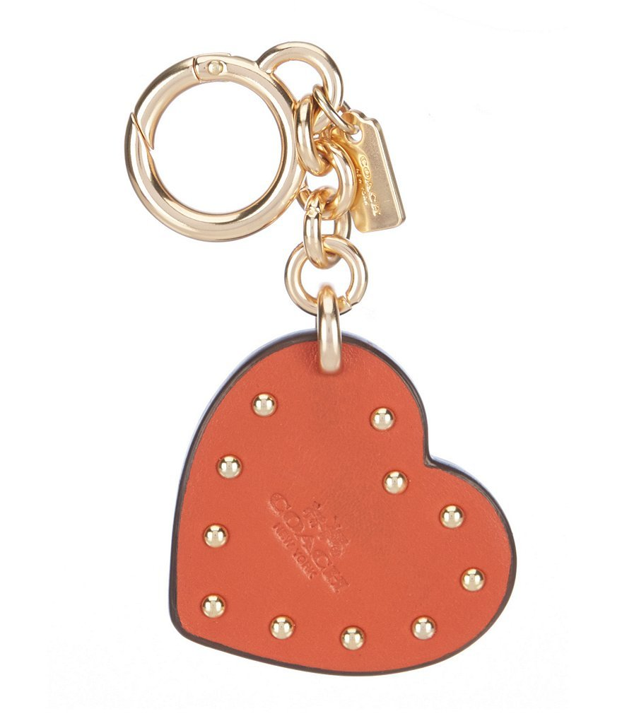 Coach-Boxed-Studded-Heart-Bag-Charm