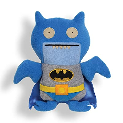 Uglydoll DC Comics Blue Ice-Bat as Batman: Toys & Games