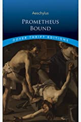 Prometheus Bound (Dover Thrift Editions) Paperback