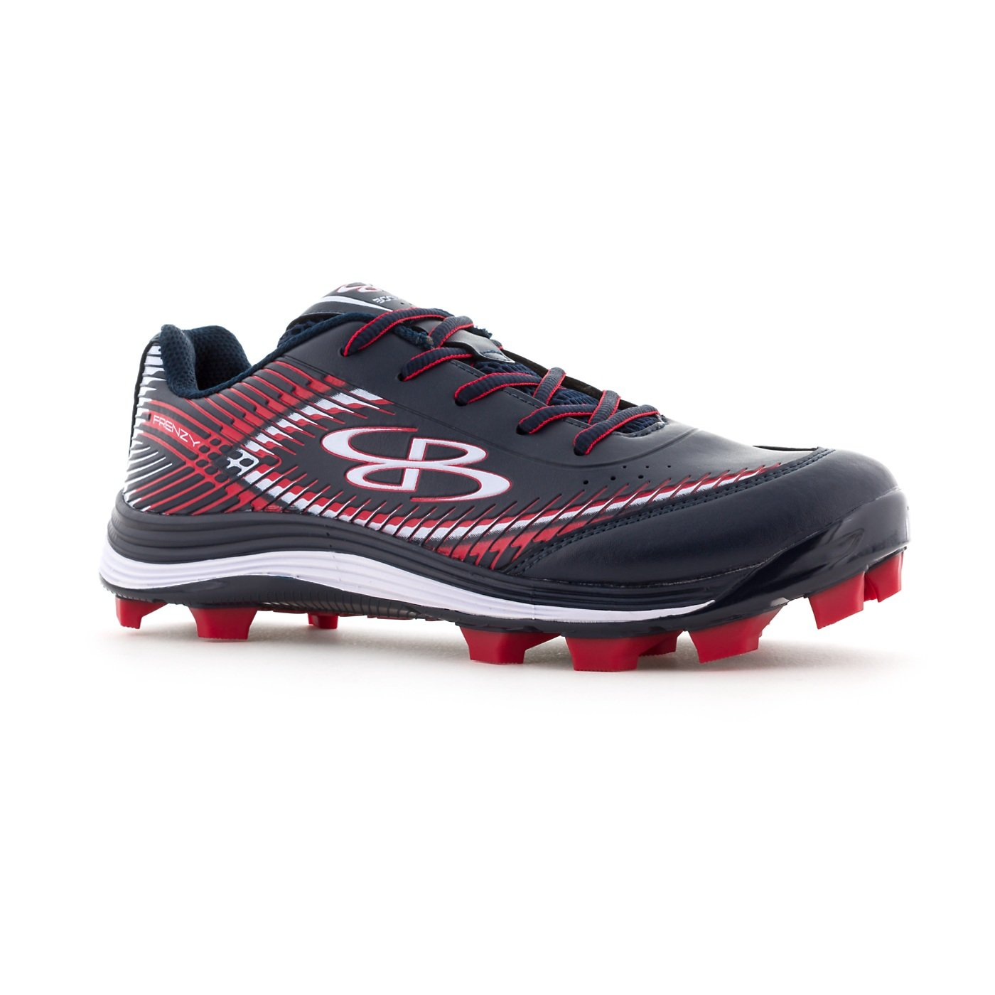 Boombah Women's Frenzy Molded Cleats 13 Color Options