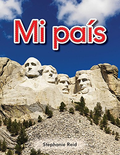 Mi Pais (Literacy, Language, & Learning) por Stephanie Reid