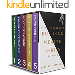 The Building Wealth Series: Books 1-5 (The Building Wealth Series Boxset Book 2)