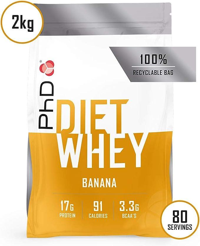 PhD Nutrition Proteína Whey, 80 Porciones, Proteína Magra En ...