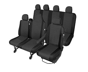 Amazon.es: Opel Movano a partir de 2010 (klapbare sitzflache) - Ares DV1 + DV2 + DV4 (Master) - El Set - Fundas de asiento asiento schonbezüge Colchón