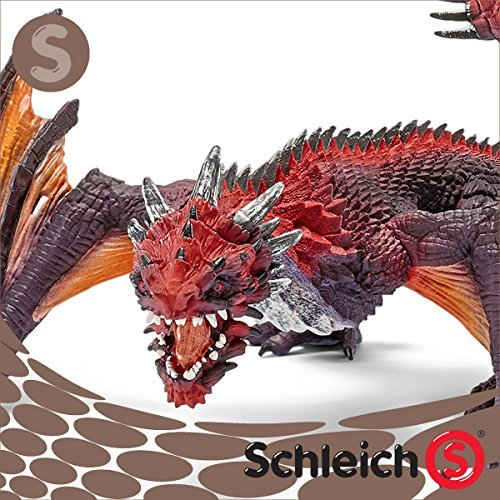 Schleich Schleich company figures 70,509 Dragon Fighter Dragon Fighter