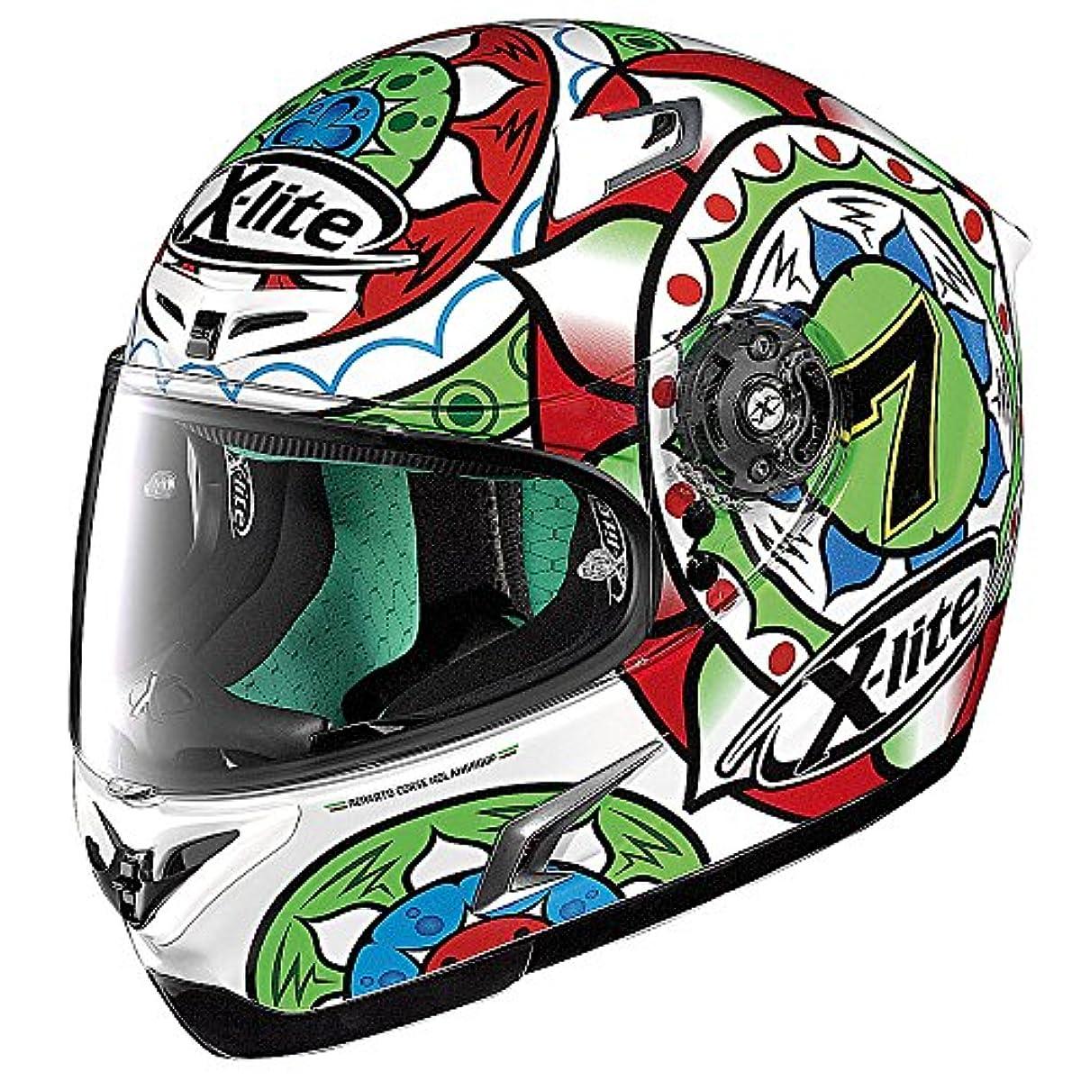 [해외] NOLAN(놀란) X-LITE 802RR 데이 비스 고구마라 XL 95602 풀 페이스 헬멧