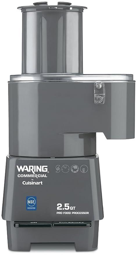 Amazon.com: Waring Comercial fp25 C Combinación Lote Bowl ...