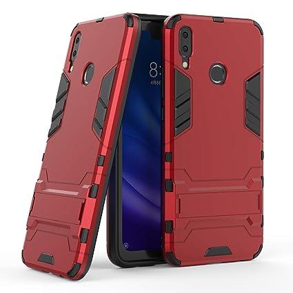 Amazon.com: MYLB-US - Carcasa para Huawei Y9 2019, 2 en 1 ...