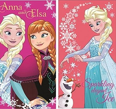 Disney Frozen – Elsa La Reina De Hielo – Toallas de mano, toallas de mano