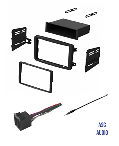 Remarkable Amazon Com Asc Audio Car Stereo Radio Install Dash Kit Wire Wiring 101 Orsalhahutechinfo