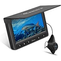 $139 » Moocor Underwater Fishing Camera, Portable Fish Finder Camera HD 1000 TVL Infrared LED…