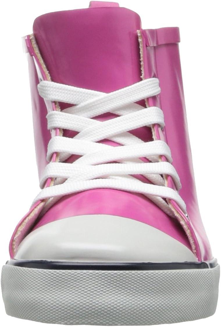 Toddler//Little Kid//Big Kid Polo Ralph Lauren Kids Bal Harbour High Top Lace-Up Rain Boot