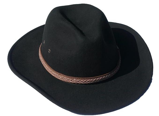 Olive Green Wide Brim 100% Wool Felt Fedora Stetson hat - X Large ... 597aa5bc8d8