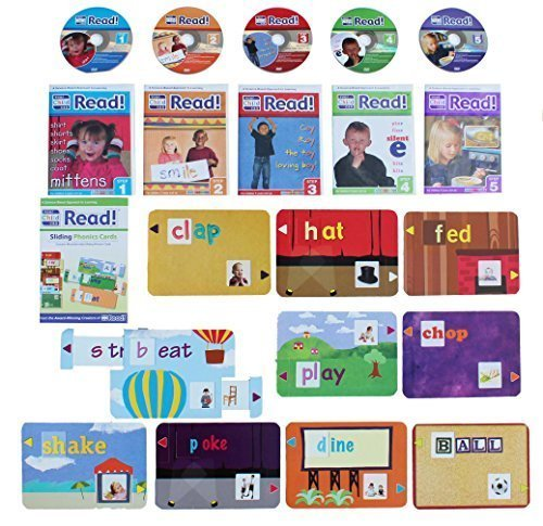 Your Child Can Read! Deluxe Kit by Infant Learning Company (Image #1)