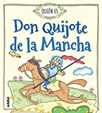 img - for Qui n es Don Quijote de la Mancha (Spanish Edition) book / textbook / text book