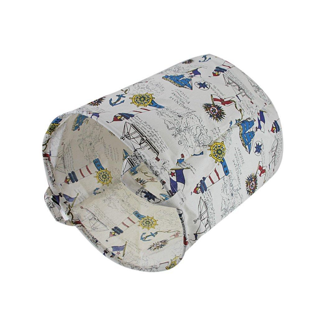 W/äschekorb,Faltbarer Baumwolle W/äschesammler W/äschetruhe W/äschesack W/äschesack W/äschebeutel Canvas Laundry