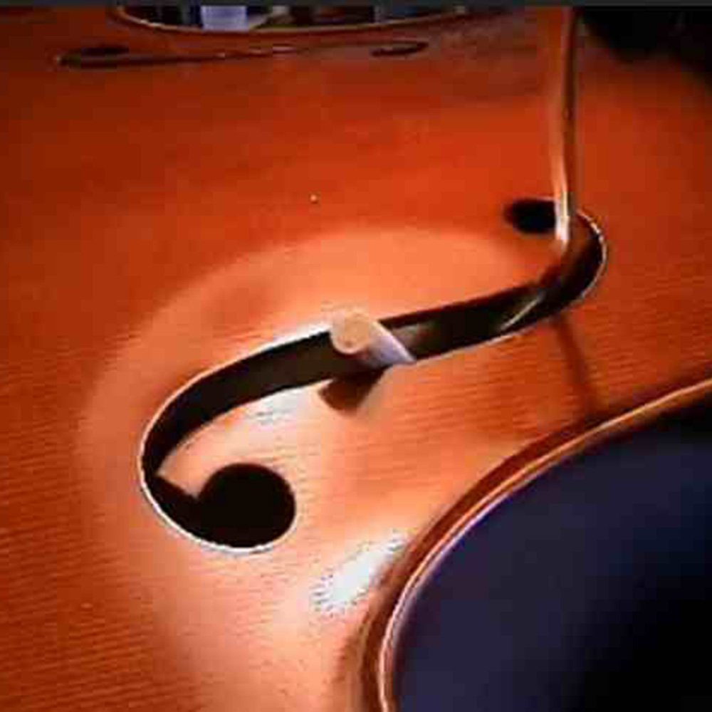 Cello S Style Sound post Setter,Cello Tool S Style Cello Column Hook ,Stainless Steel by MoonEmbassy (Image #2)