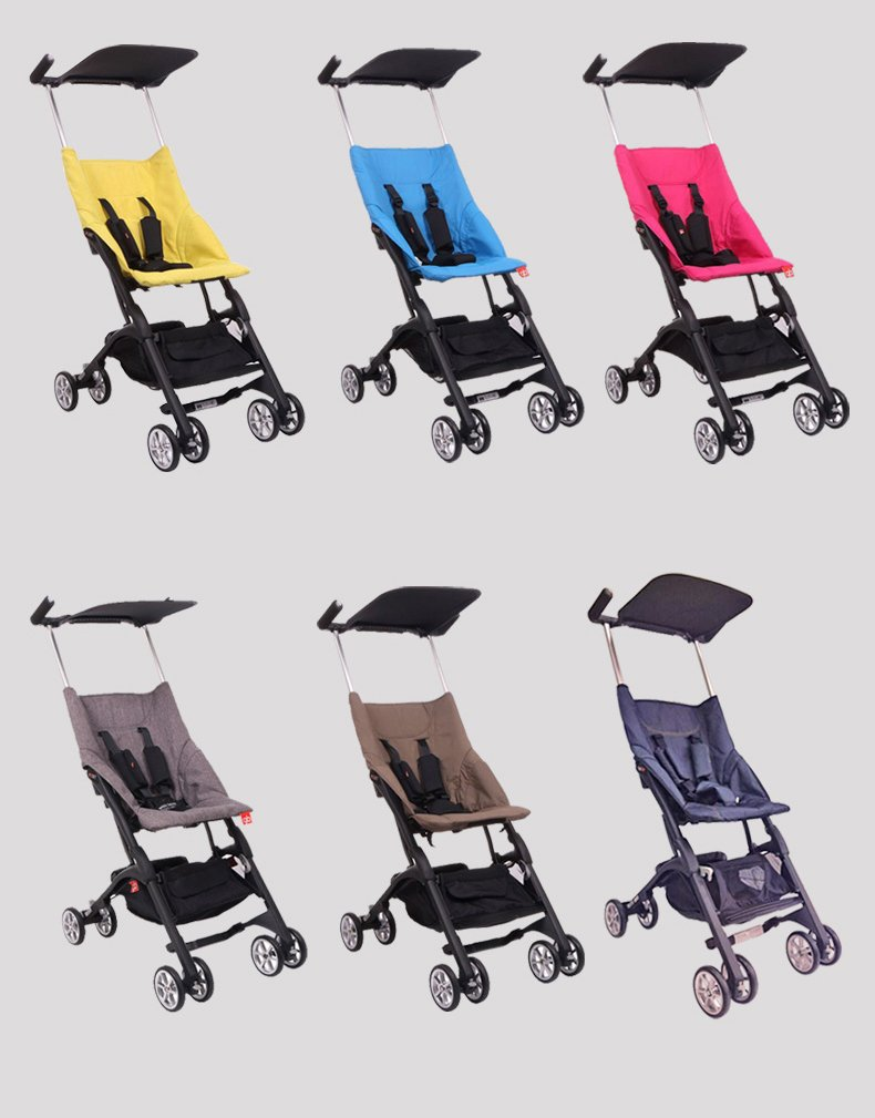 Amazon.com : Lightweight umbrella car portable folding baby stroller ...