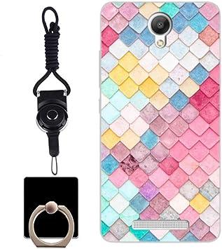Pretty Box Prevoa ® 丨Colorful Silicona Funda Cover Case para ...