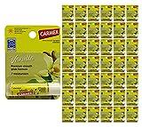 Carmex Vanilla SPF15 Moisturizing Lip Balm - 0.15 Ounce (144 Pack)