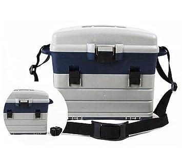 3 cajón pesca caja con bandejas extraíbles color al azar: Amazon.es: Deportes y aire libre