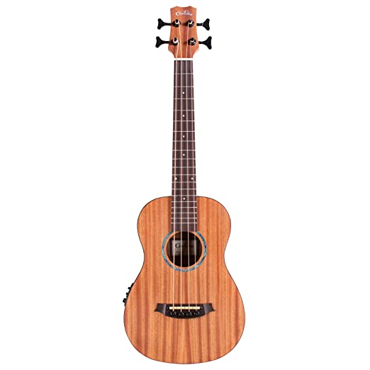 Cordoba Guitars 4 String Acoustic-Electric Bass Guitar