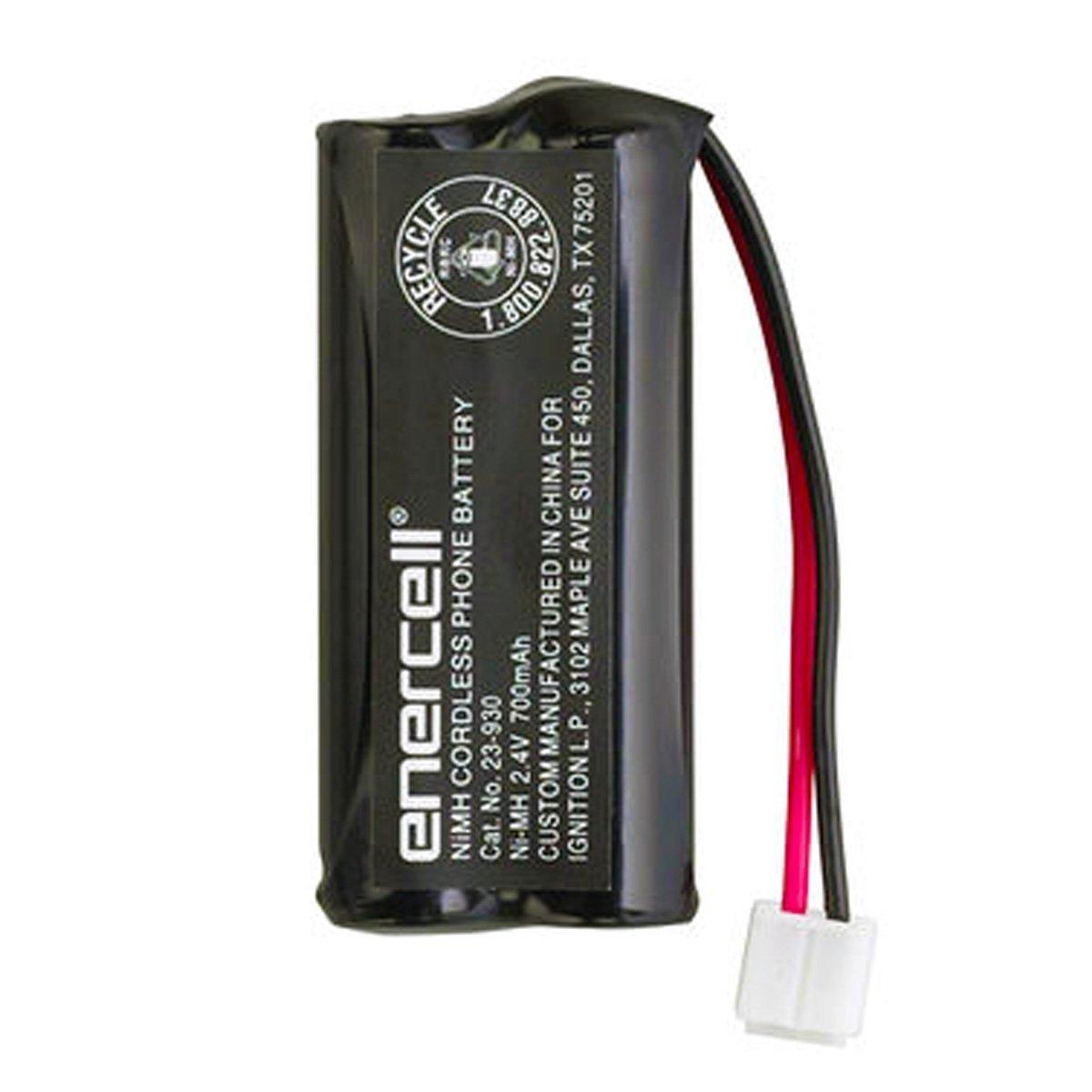 Enercell 2.4V/750mAh Cordless Phone Battery for VTech (23-930)