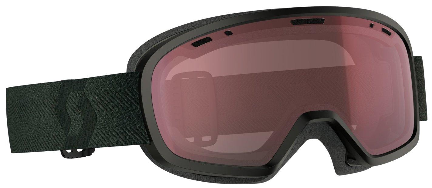 25d4ee2df9 Amazon.com   Scott Buzz Pro OTG Goggle - Black Amplifier   Sports   Outdoors