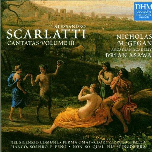 A. Scarlatti Cantatas Volume Manufacturer direct delivery Brian III McGegan Max 67% OFF Asawa