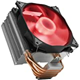Reeven E12 RGB 120mm Air CPU Cooler, Tower Heatsink with Direct Contact Heatpipes, Compatible with ASUS Aura Sync, Intel…