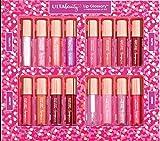 Ulta Beauty Lip Glossary 16 Piece Deluxe Lip Kit