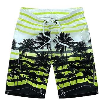 DRHBDDFFB Los hombres Shorts Shorts de Verano de trajes de baño para hombres cortos ejecutando cortos de secado rápido de hombres… daZLSC3kfq