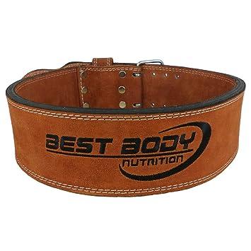 Best Body Kraftsport Gürtel Powerlifting Gewichtheber Gürtel