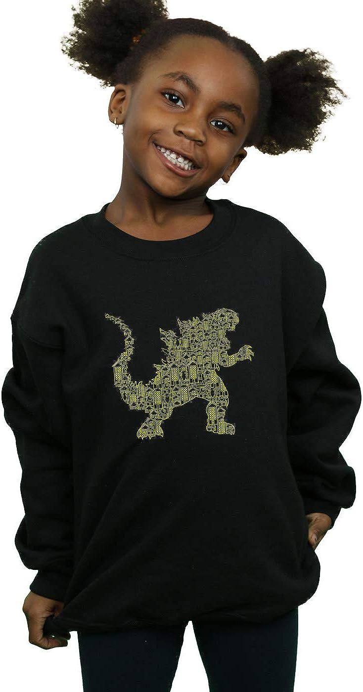 Drewbacca Girls King Kaiju Sweatshirt
