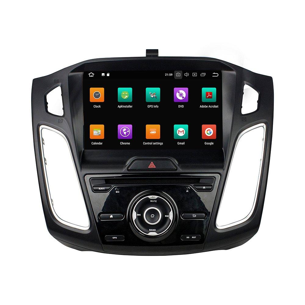 Android 80 Octa Core Autoradio Radio Dvd Gps Elektronik Automobile Interior Lights Fader