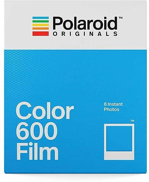 Lavorando compatta Polaroid una macchina fotografica pellicola istantanea 600-tipo 600-Blu /& Nero