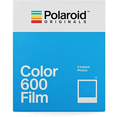Polaroid Originals - 4670 - Película Color para 600 - Marco Clásico Blanco