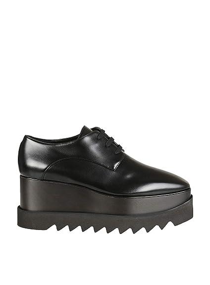 Stella Cuero 468297w0xh01000 Negro Zapatos Mccartney De Mujer rCtshdQ