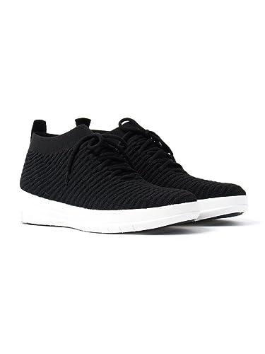 Fitflop »uberknit Slip-On High Top« Sneaker, Grau, Grau