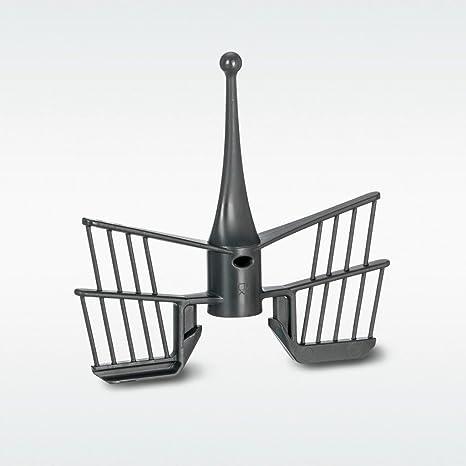 Zay Bobina di ricambio per rifilatore Premium di compatibile con i modelli Black e Decker Bobine di ricambio AF-100-3ZP Tagliaerba Tagliaerba elettrico