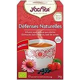 Yogi tea Thé Défenses Naturelles Bio 17 Sachets 34 g