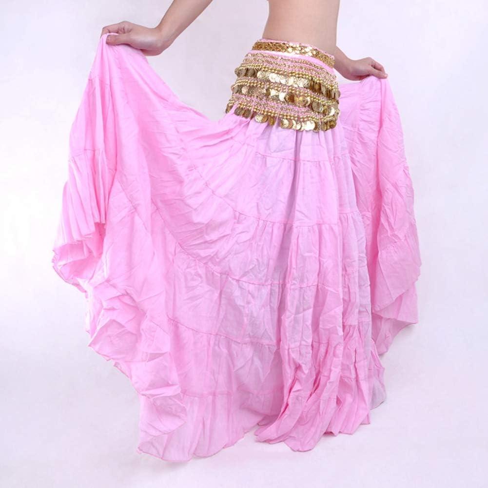 Danza del Vientre Faldas Largas Vestidos De Mujer Falda De Gypsy Tribal