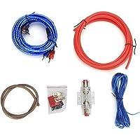 Kits de cableado del amplificador, kit de instalación