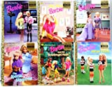 img - for Barbie Little Golden Books Collection - 6 Barbie Books including