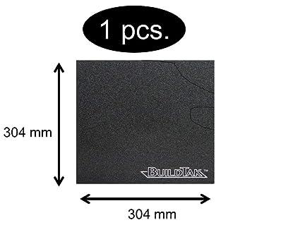buildtak 304 x 304 mm Impresión cama revestimiento de impresora 3d ...