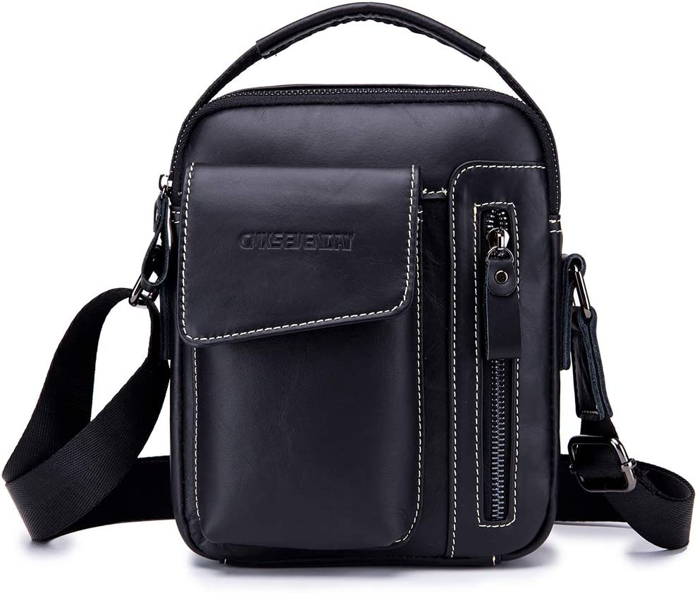 Small Men/'s and Women/'s Shoulder Bag Messenger Bag From Bench